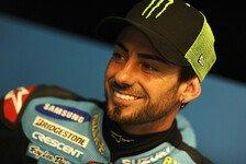 MotoGP - 100 Prozent Einsatz: Hopkins f�hrt in drei Wochen drei Serien