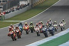 MotoGP - Anti-Doping-Meeting der FIM