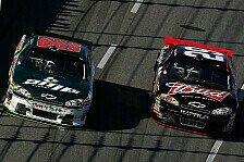 NASCAR - Kyle Busch f�hrt jetzt die Meisterschaft an: Kevin Harvick gewinnt Martinsville-Krimi