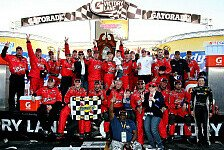 NASCAR - Goody's Fast Pain Relief 500