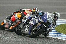 MotoGP - Bilder-Analyse Jerez