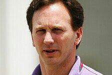 Formel 1 - M�ssen nicht McLaren-Test bestehen: Horner: Frontfl�gel-Diskussion muss aufh�ren