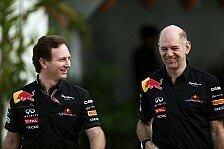 Formel 1 - Laufen f�r den guten Zweck: Horner & Newey treten bei Halbmarathon an