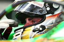 Formel 1 - �berholen fast zu einfach: Sutil ist kein Freund von DRS