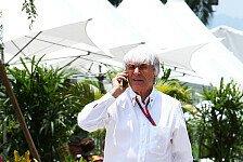 Formel 1 - Wie oft ist Ferrari schon ausgestiegen?: Ecclestone: Risiko einer Piratenserie gering