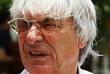Formel 1 - Verwirrende Aussagen: Ecclestone: Ich brauche keine Arbeit