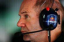 Formel 1 - Es ist etwas langweilig: Newey hat Ger�chte um Frontfl�gel satt