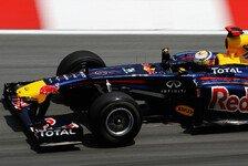 Formel 1 - Gibt nichts mehr zu diskutieren: Teamchefs: RBR-Frontfl�gel ist regelkonform