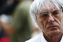 Formel 1 - Spekulationen �ber Murdoch und Slim: Ecclestone nennt F1-�bernahmeger�chte Bl�dsinn