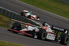 IndyCar - Kimball weiter bei Ganassi: Panther Racing verl�ngert mit Hildebrand
