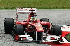 Formel 1 - Flexibel werden: Ferrari will flexiblen Frontfl�gel