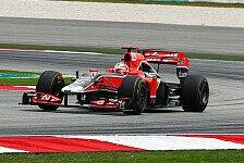 Formel 1 - Unsinnige Ger�chte �ber Wirth: Glock: Virgin braucht erfahrene Leute