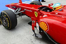 Formel 1 - So viele Punkte wie m�glich holen: Alonso: Zu wenig Zeit f�r Verbesserungen