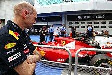 Formel 1 - Ein Newey allein gewinnt keinen Titel: Meinung - Ist Ferrari wirklich so engstirnig?