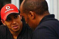 Formel 1 - Die Probleme sind gel�st: Hamilton privat wieder in der Spur
