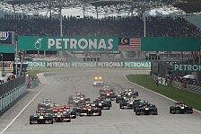 Formel 1 - Hitzige Zeiten: Malaysia GP: Alles Wissenswerte im �berblick