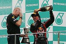 Formel 1 - Die Gemeinsamkeit der Gro�en: Newey erkl�rt Vettels Erfolgs-Geheimnis