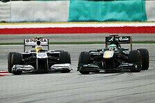 Formel 1 - Unvorhersehbare Rennen: Kovalainen freut sich �ber viele �berholman�ver