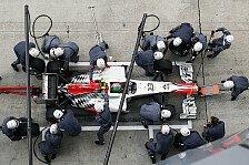 Formel 1 - Wir haben einen Plan: Liuzzi: HRT darf jetzt nicht schlafen