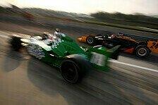 IndyCar - Stichtag Mitte Januar: Lotus: Erster Motorentest in Palm Beach
