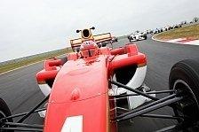 Formel 2 - Die Ruhe weg: Mirko Bortolotti auf der Pole Position