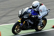 IDM - Lauf eins in Oschersleben hart umk�mpft: Supersport - G�nther siegt in Oschersleben
