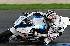 IDM - Cudlin freut sich auf ersten Superbike-Einsatz: Alpha Technik-Truppe startet in die Saison