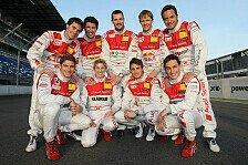 DTM - Audi-Test Lausitzring