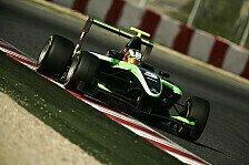 GP3 - Bereit f�r den Auftakt: 1. Testtag: Felix da Costa an der Spitze