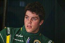 Formel 1 - Pirelli hat in die richtige Richtung entwickelt: Luiz Razia