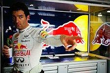 Formel 1 - Es gibt drei M�glichkeiten: Webber: Red Bull verlassen unwahrscheinlich