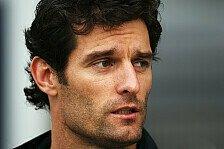 Formel 1 - Team legt die Latte sehr hoch: Webber �berrascht von Williams-Umbruch