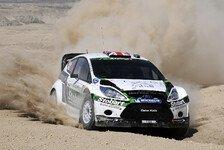 WRC - Freud und Leid nah beieinander: Wilson wieder in Top-5