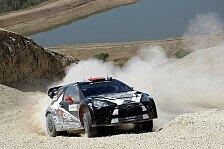 WRC - Man muss alles ausprobieren: R�ikk�nen: Co-Pilot sieht NASCAR-Start locker