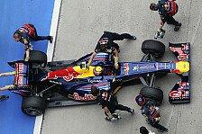 Formel 1 - Das Team hat entschieden: Webber-Debakel: Nicht auf Temperatur gekommen