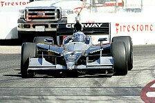 IndyCar - Erster Sieg in Long Beach: Mike Conway gewinnt vor Ryan Briscoe