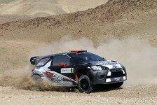 WRC - Erfolgreicher Test l�sst hoffen: R�ikk�nen feiert Mini-Comeback in Griechenland