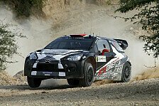 WRC - Action mit Versp�tung: Video - Highlights: R�ikk�nen in Jordanien