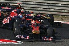 Formel 1 - Rad ab, Nase kaputt: Toro Rosso nach China GP frustriert