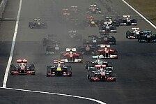 Formel 1 - Schnellste Auto gewinnt das Rennen: F�r die Fahrer bleibt die Strategie gleich