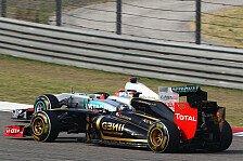 Formel 1 - Deutsches Trio in Runde 1 am besten: Startrunden-K�nige: Heidfeld, Schumacher, Sutil