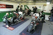 Superbike - Illegal, aber keine Strafen: Aprilia mit illegalem Einspritzsystem in Assen