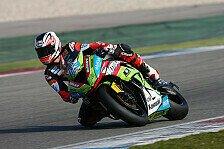 Bikes - Kawasaki-Land Aragon: WSS - Parkes Schnellster im ersten Qualifying