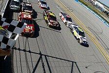 NASCAR - Acht Fahrer innerhalb von 0.145 Sekunden: Champion Johnson holt ersten Saisonsieg