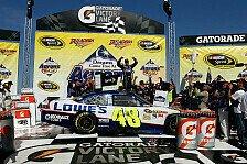 NASCAR - 42nd Annual Aaron's 499