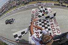 IndyCar - Comeback vollendet: Conway nach Premierensieg �bergl�cklich