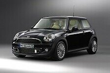 Auto - MINI inspired by Goodwood: H�chste Exklusivit�t : MINI auf der Auto Shanghai 2011