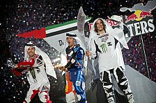 NIGHT of the JUMPs - Torres holt ersten Sieg: X-Fighters starten in die neue Saison