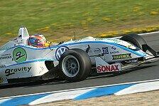 Formel 3 Cup - Ein hartes Rennen: Stanaway sichert sich den Sieg