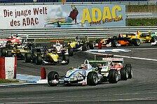 Formel 3 Cup - Genuss der freien Fahrt: 2. Lauf: Van Asseldonk holt Pole in Oschersleben